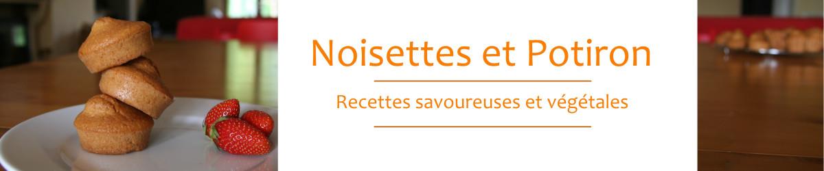 Noisettes et Potiron
